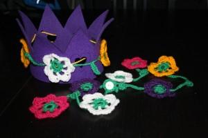 Blumen für eine Königin