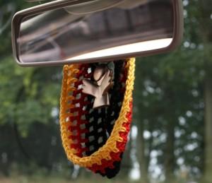 Spiegelhänger fürs Auto